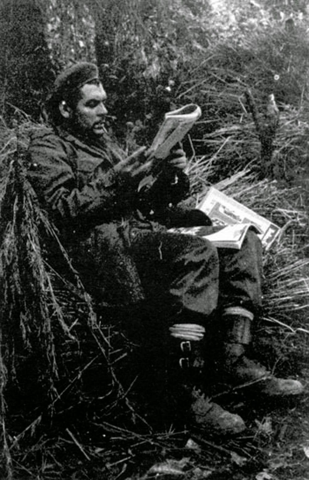 """Escrito con Sangre... ¡El Website de los Asesinos!: Mario Terán: el asesinato de Ernesto """"Che"""" Guevara #cheguevara"""