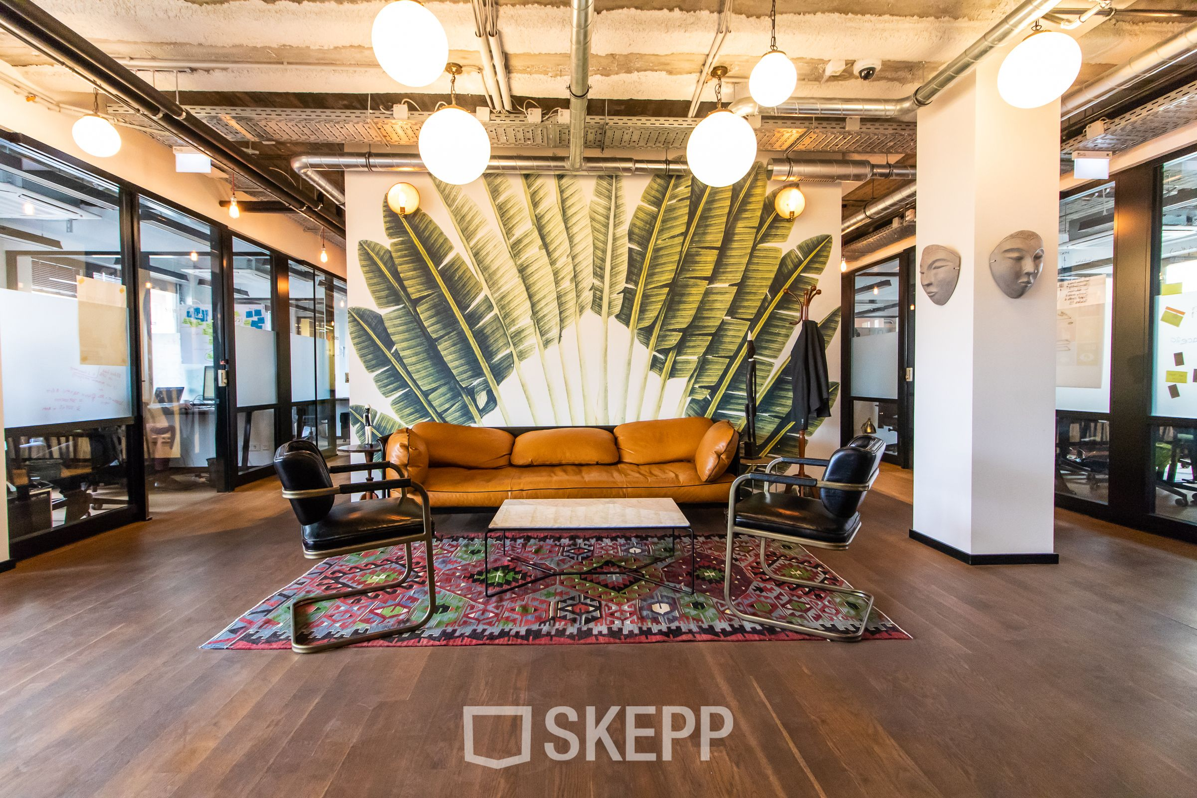 Relax Room In The Office Workspace Style Interior Modern Office Building Buro Mieten Rent Buromieten Munchen Skepp Buro Mieten Relax Modern