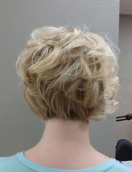 Easy Hairstyles For Work Short Hair : 30 best bob hairstyles for short hair curly bob haircuts women