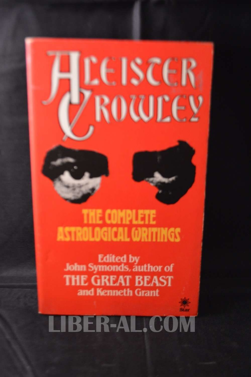 aleister crowley complete astrological writings