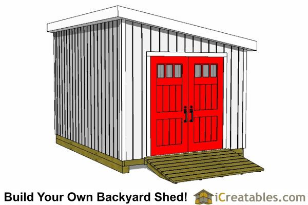 10x20 Lean To Shed Plans Door On Angled Lean To Shed Plans 12x20 Shed Plans Wood Shed Plans