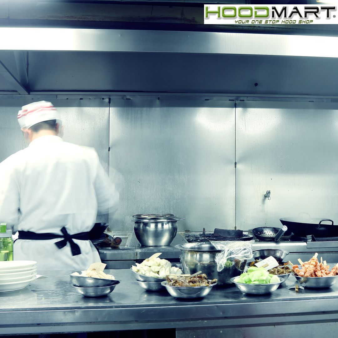 High-quality ventilation of the restaurant 47