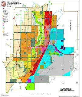 City of Redmond Zoning Map | Maps of Redmond, OR | Map