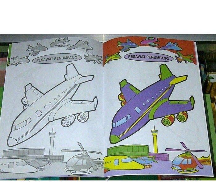 Buku Belajar Anak Tk Paud Murah Terbaru Buku Anak Buku Mewarnai