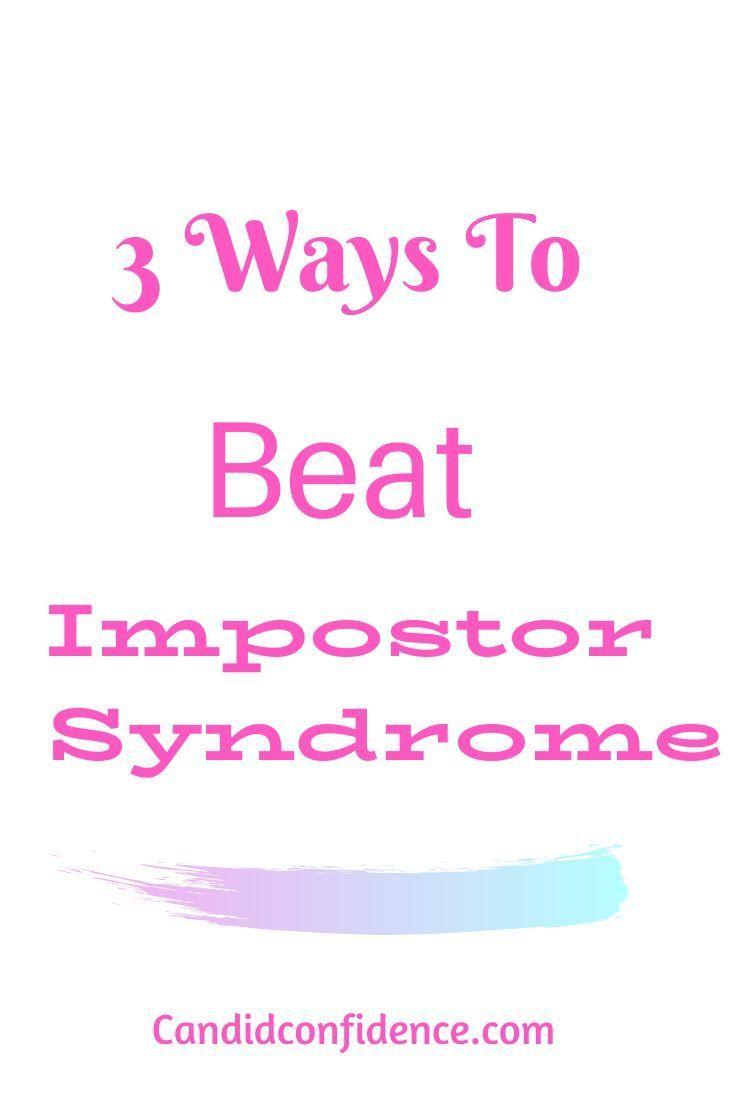 3 ways to beat impostor syndrome spirituality energy
