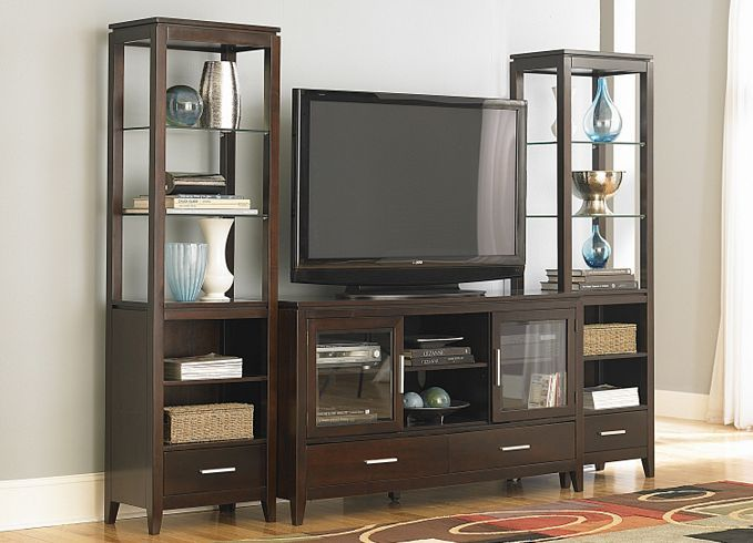Entertainment Media Baxter Entertainment Center Entertainment Media Havertys Furniture Furniture Traditional Living Room Furniture Tv Stand Decor
