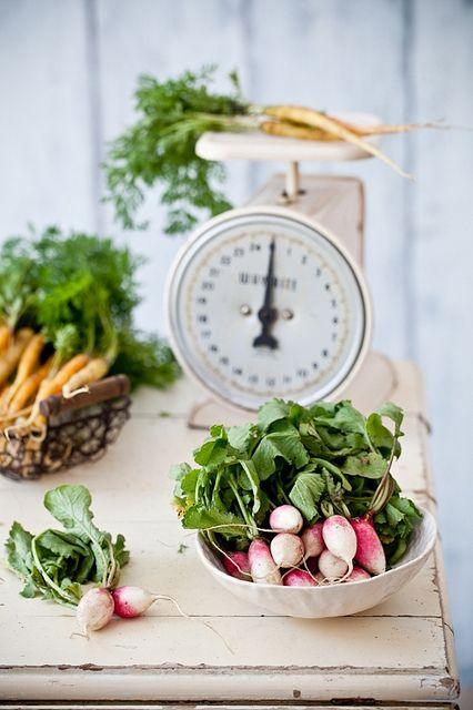 Fresh From The Market by tartelette, via Flickr