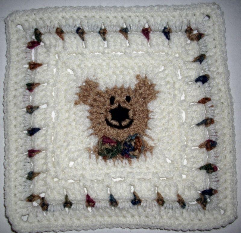 Free Crochet Patterns: Free Crochet Patterns: More Granny Square ...