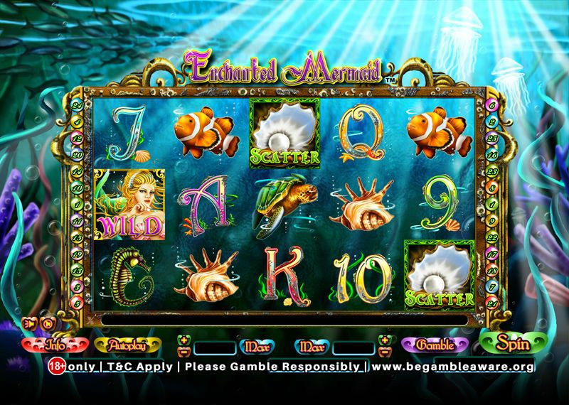 Spiele Enchanted Mermaid - Video Slots Online