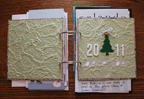 December 2011 Mini Album