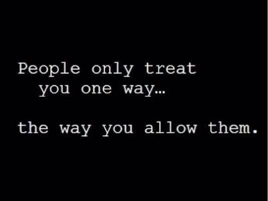 Self Respect   Walk Away