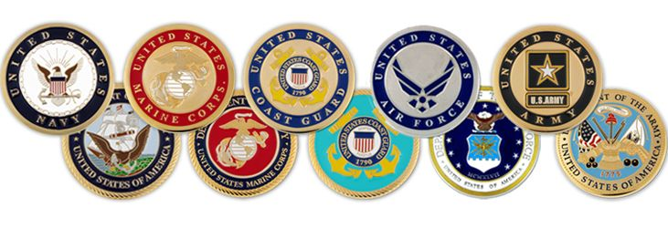 17 melhores ideias sobre Us Military Branches no Pinterest ...