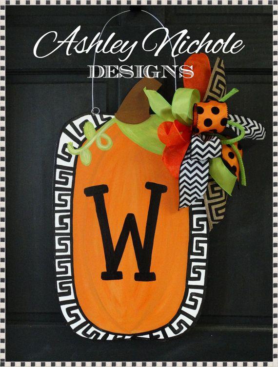 Candy Corn Door Hanger, Door Decoration, Halloween Decor ...