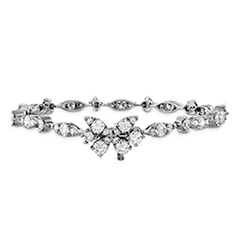 Hearts On Fire Aerial Diamond Line Bracelet..Don't forget personalized napkins for all of life's special events!!! www.napkinspersonalized.com