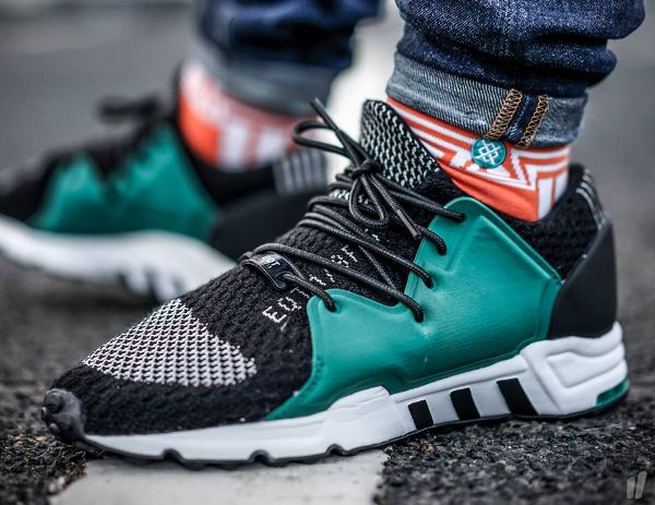 more photos be204 536ab Adidas EQT 1 3 F15 OG Core Black Sub Green (1) | Sneakers ...