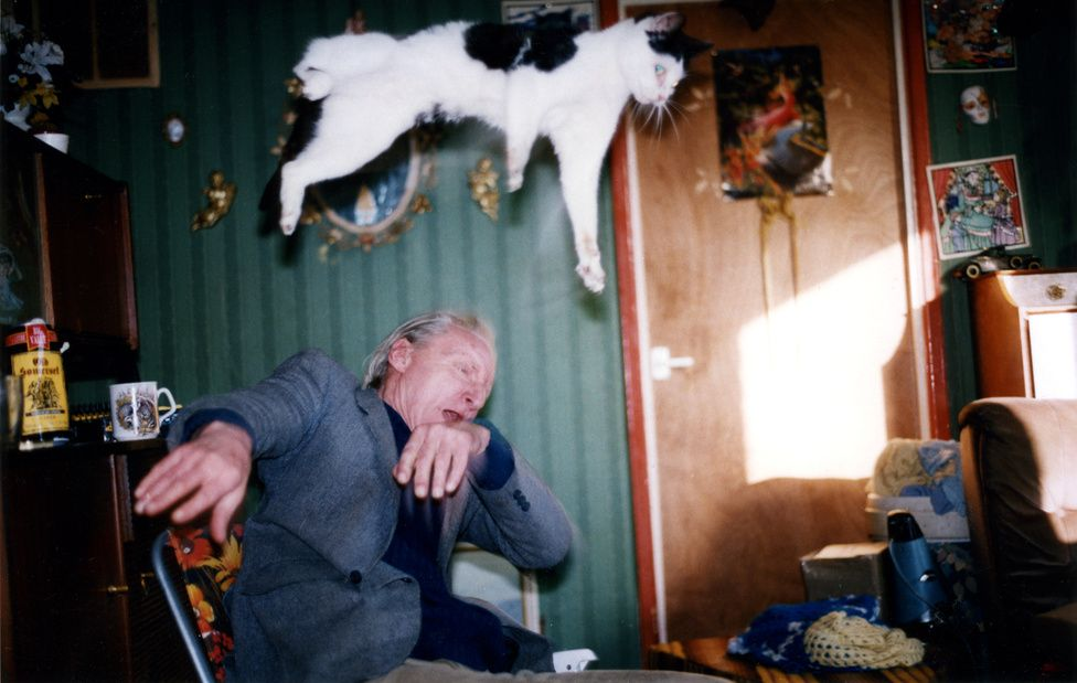 #RichardBillingham