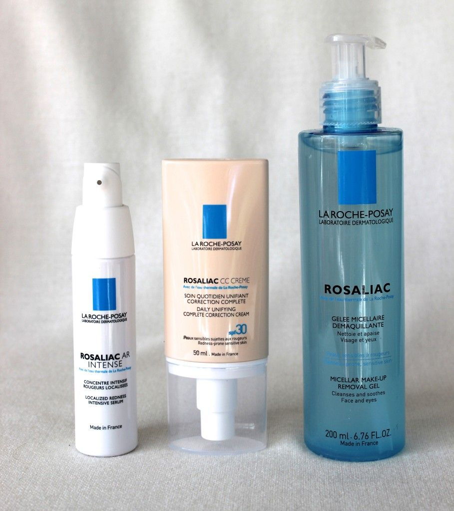 Beat the Redness with La RochePosay Rosaliac   Pink Elephant Blog  is part of Rosacea skin care -