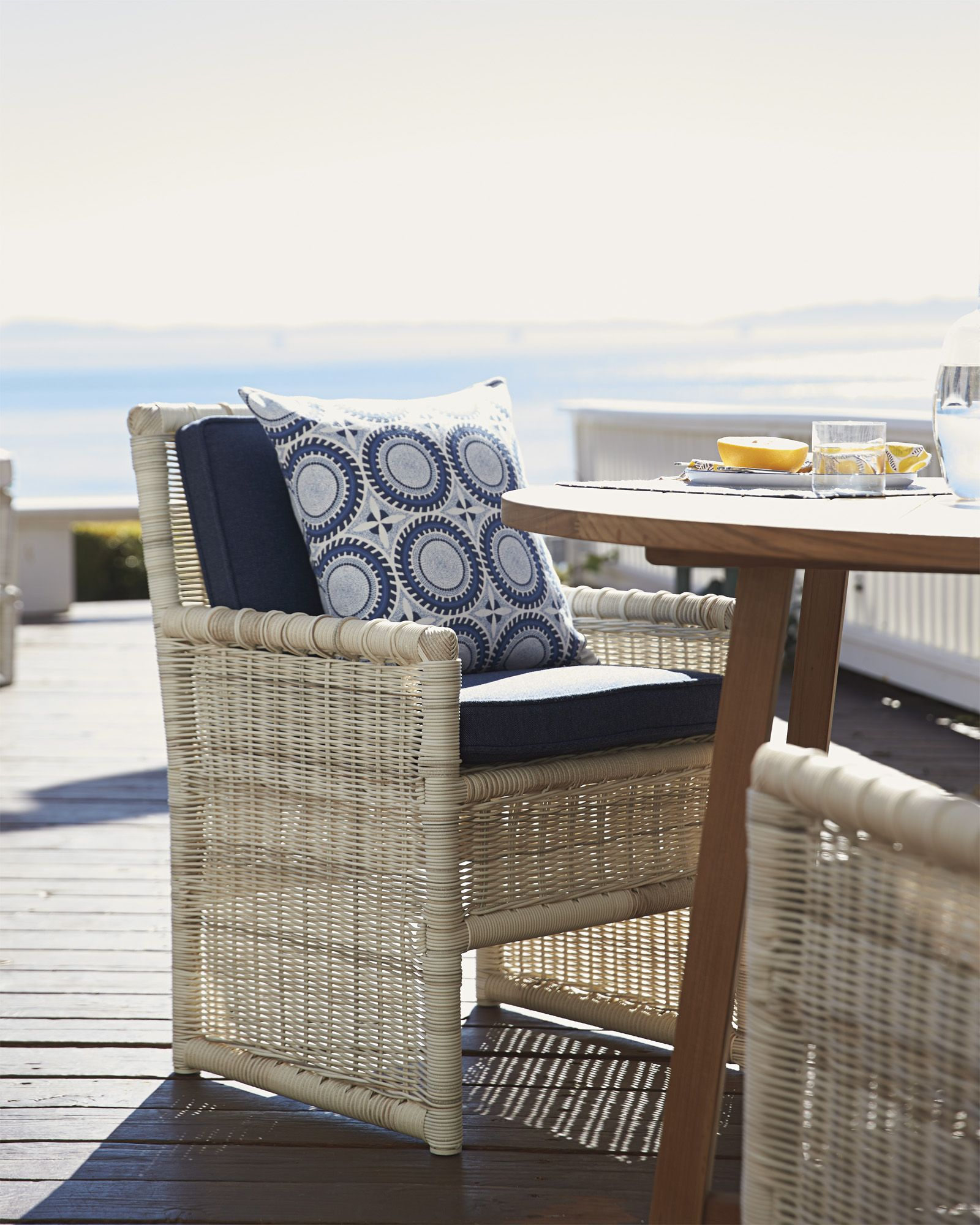 Pin by laura on beach house pinterest dining chairs decking and
