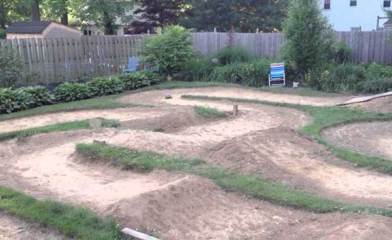 backyard rc track designs - Google Search #rccars (With ...