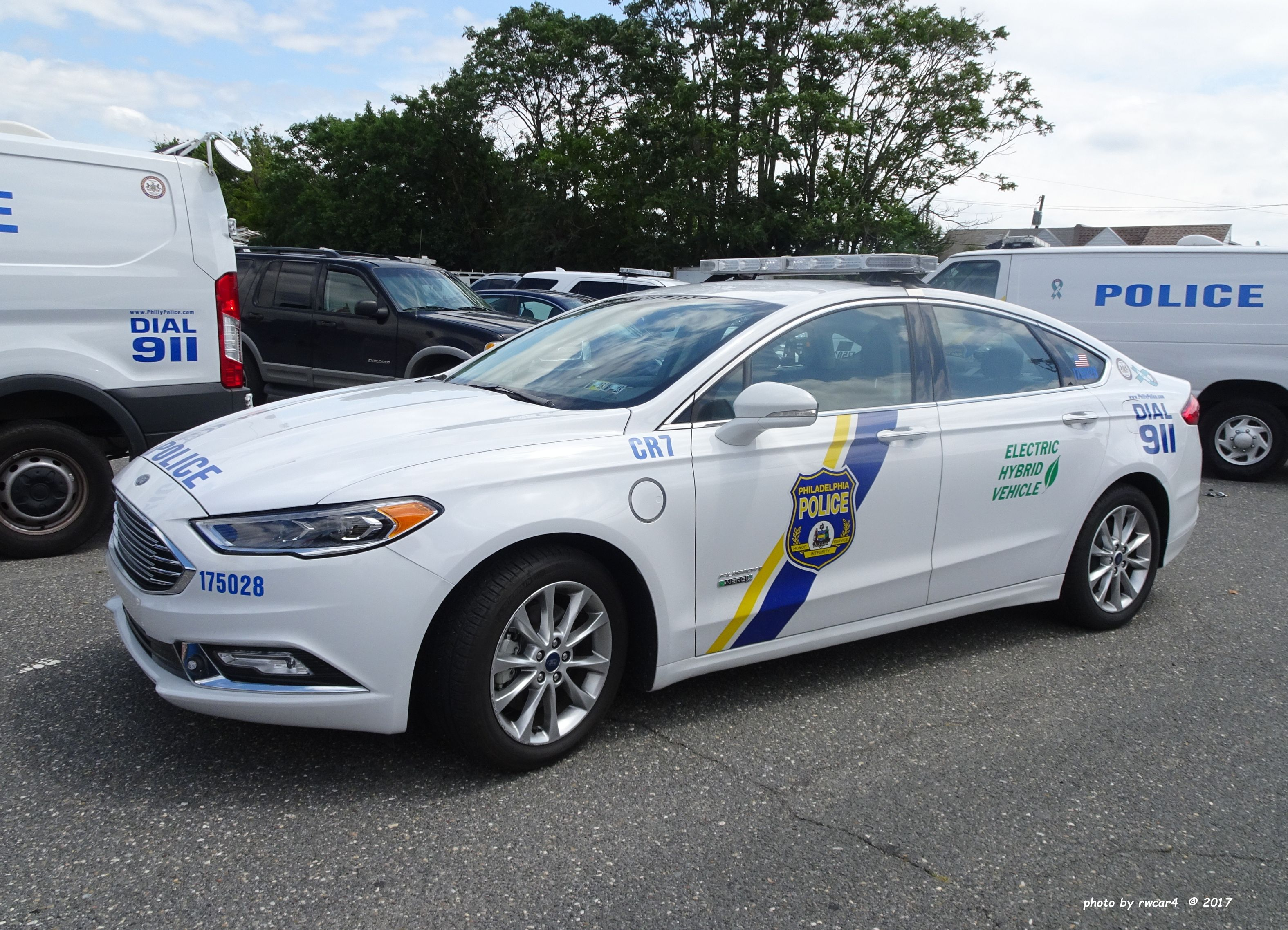 Philadelphia Police 2017 Ford Fusion With Images Johnny Law