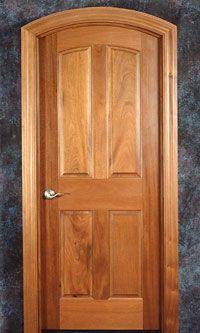 Ahşap Kapılar...