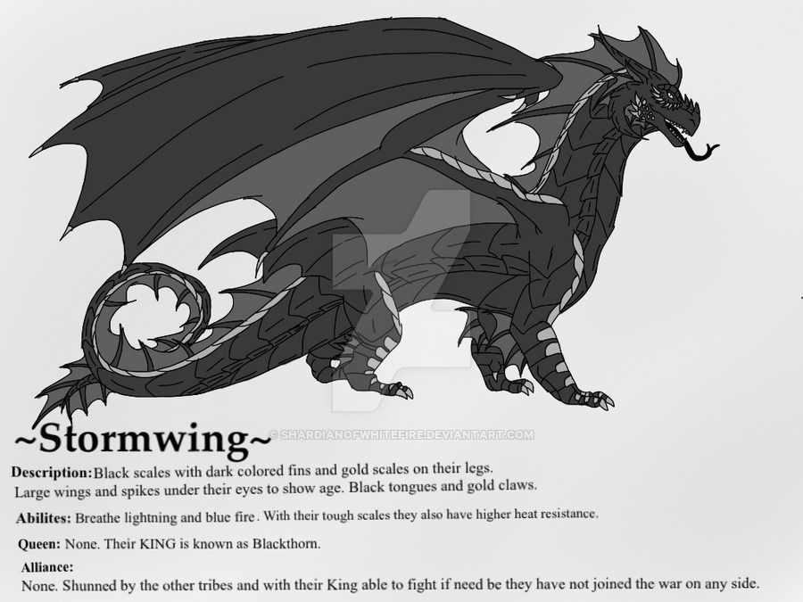 wings of fire dragons pdf