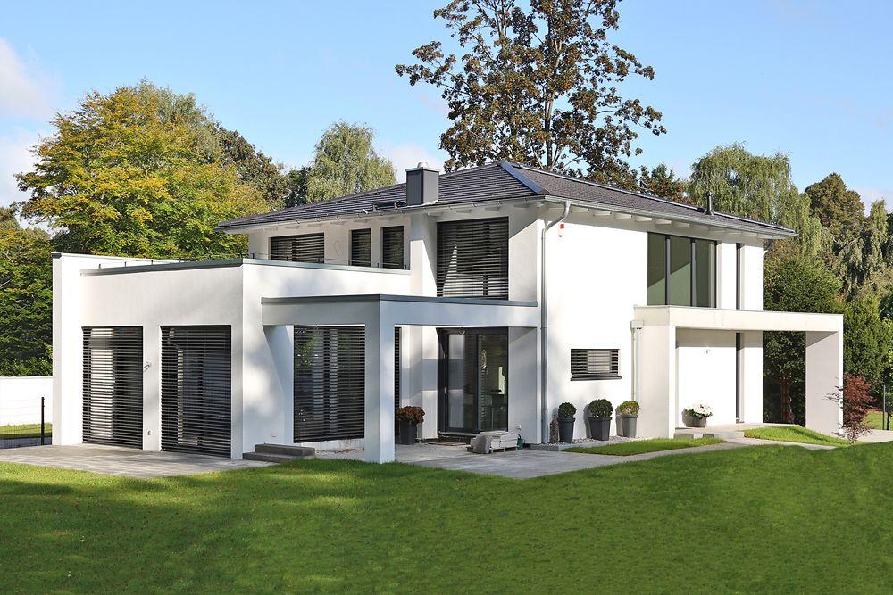 stadtvilla von mollwitz elegantes und innovatives massivhaus mollwitz massivbau der. Black Bedroom Furniture Sets. Home Design Ideas