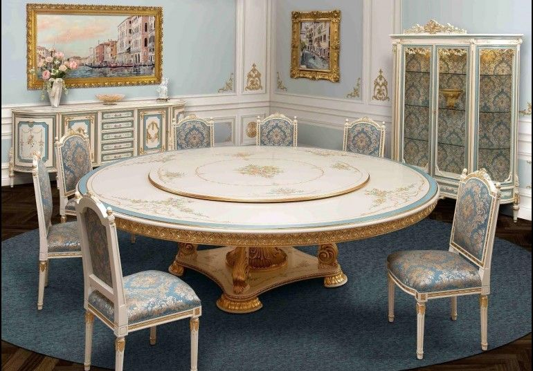 23+ Hand painted dining room set Top