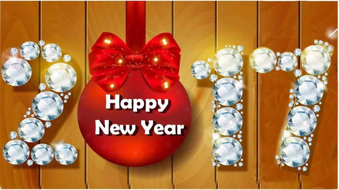 Happy New Year 2017 Greeting Card For Whatsapp Happy New Year