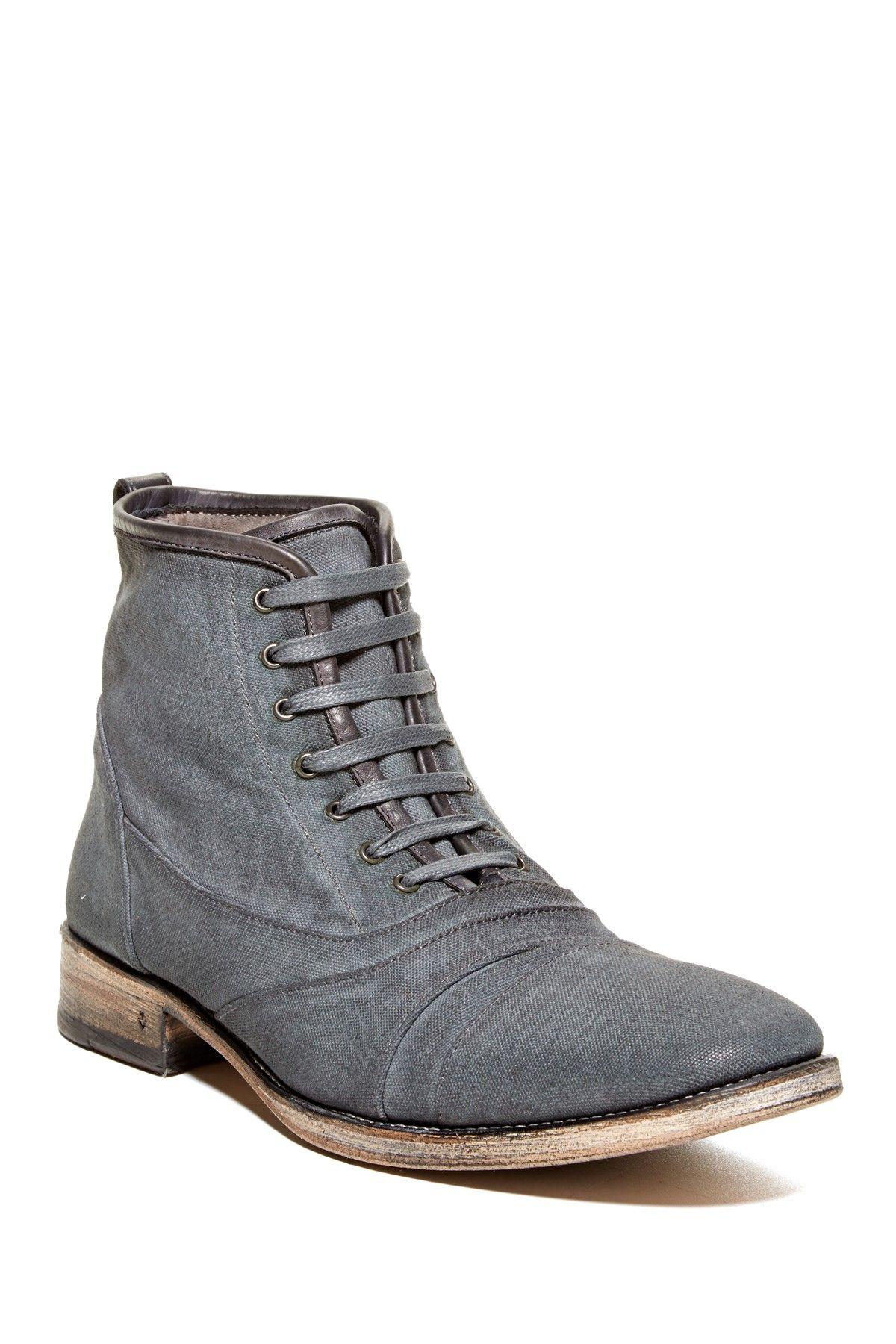 John Varvatos Fleetwood Lace-Up Boot by John Varvatos on @nordstrom_rack