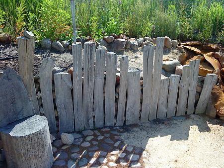 Gartenabtrennung Garten Garten Ideen Und