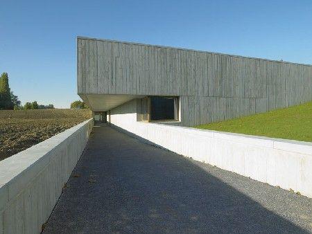 crematory, Kortrijk - Souto de Moura