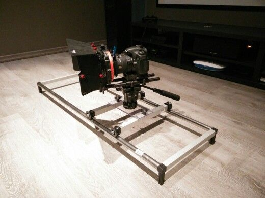 Diy Dolly Track Filmmaking Handmade Art Fun Crafts