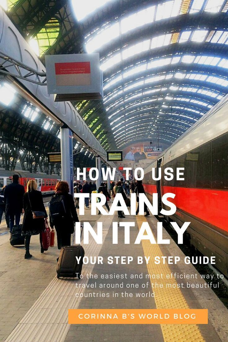 Photo of How To Travel (The Easy Way) Around Italy By Train. How To Use Trains In Italy. …