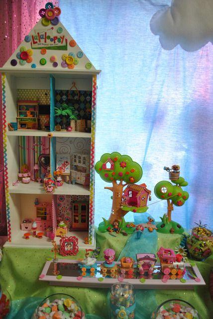 Lalaloopsy Party Birthday Party Ideas   Photo 1 Of 53