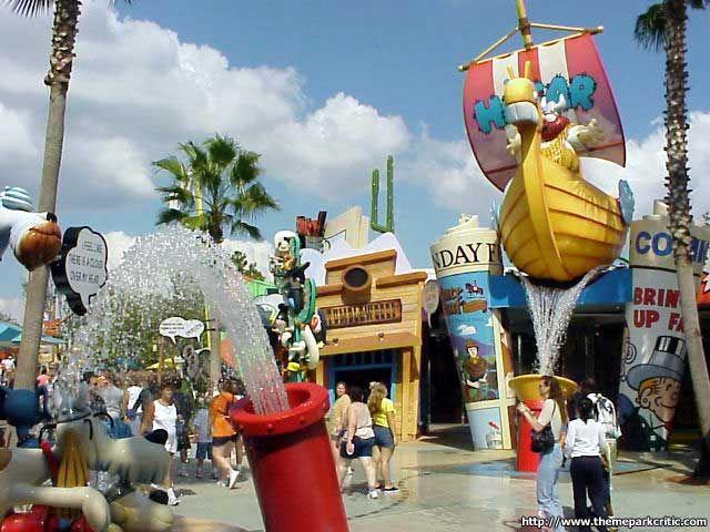 Islands Of Adventure Florida Theme Park Critic Guide To The Florida Theme Parks Islands Of Adventure Adventure Park