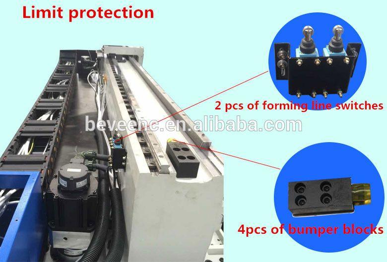 500w Cnc High Productivity Low Noise Cnc Metal Board Big Discount ...