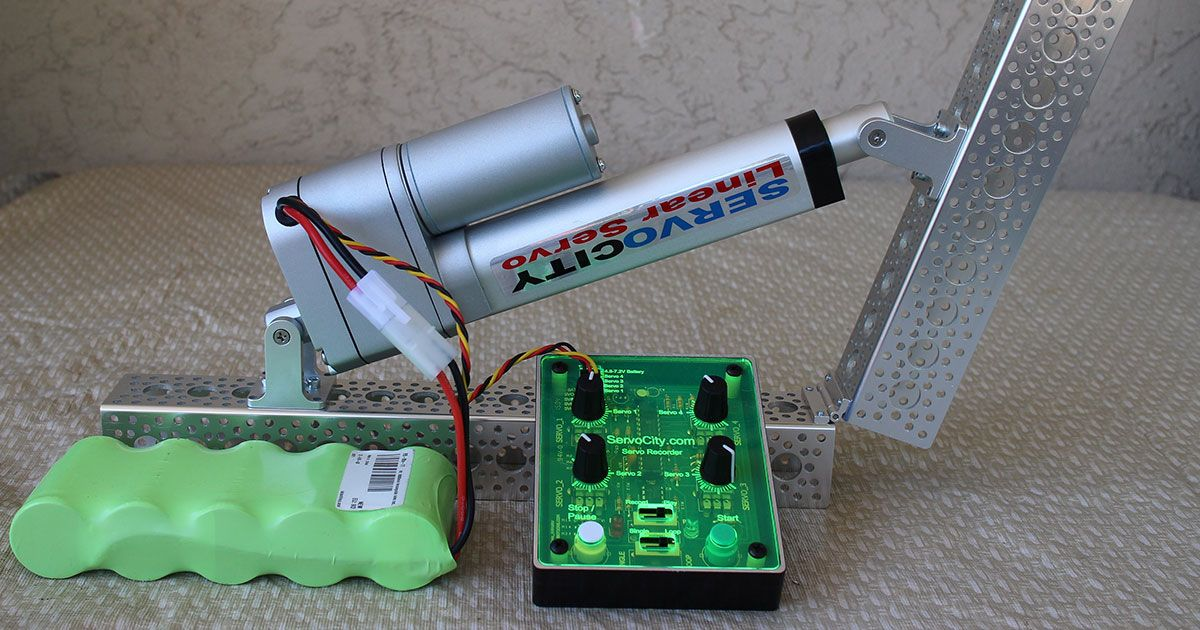 Explore how linear actuators and linear servos can help you become a ...