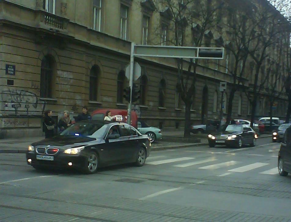 Presidential Motorcade Description Presidential Motorcade Croatia Jpg