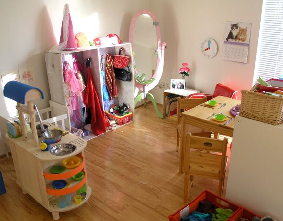 Dramatic Play In Our Home Corner Play Space Play Corner