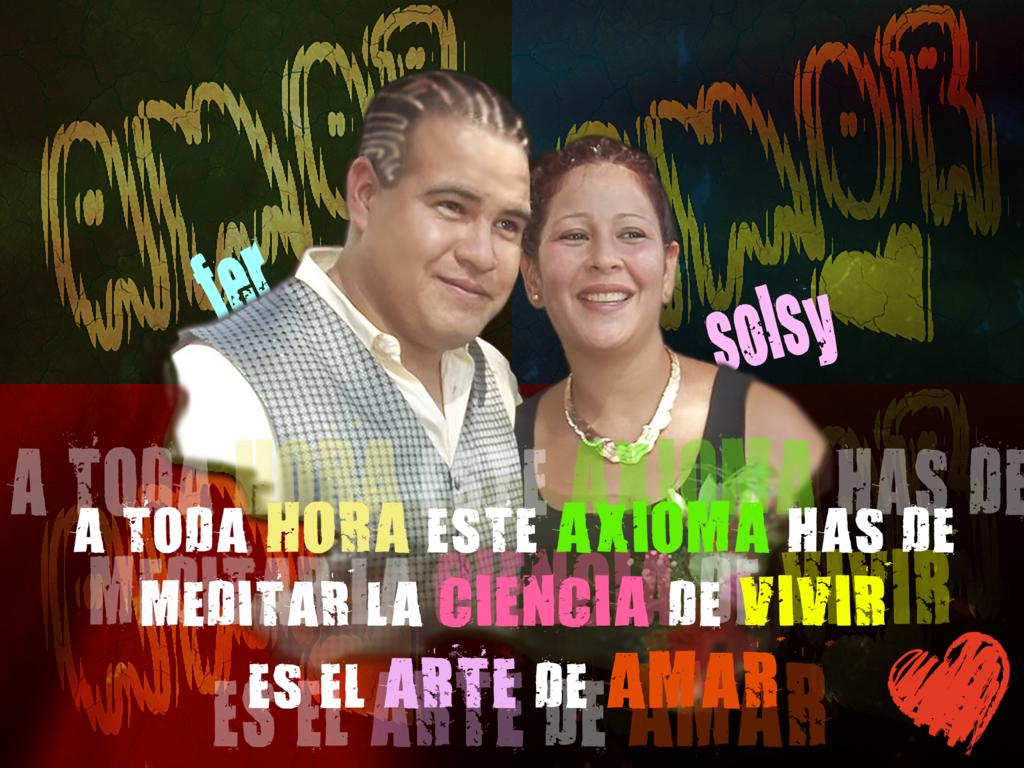 Amor Fer Y Solsy 2 by luzbeel