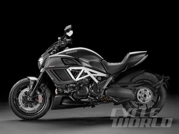 2015 Ducati Diavel First Look Review Photos Specifications Price