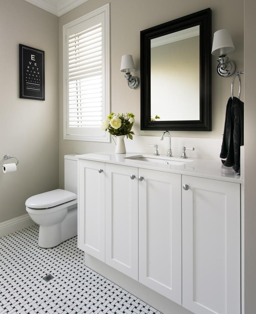 Bathroom designers perth - Hamptons Style In South Perth With Stunning Oswald Homes New Build