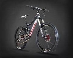 Nebo Peak Full Suspension Mountain Bike Fezzari Bikes With