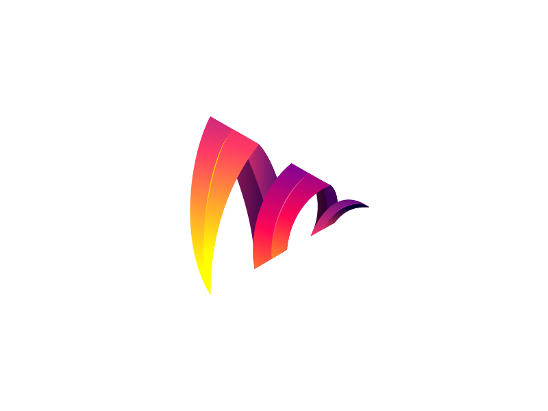 Abstract Logo by Suhandi