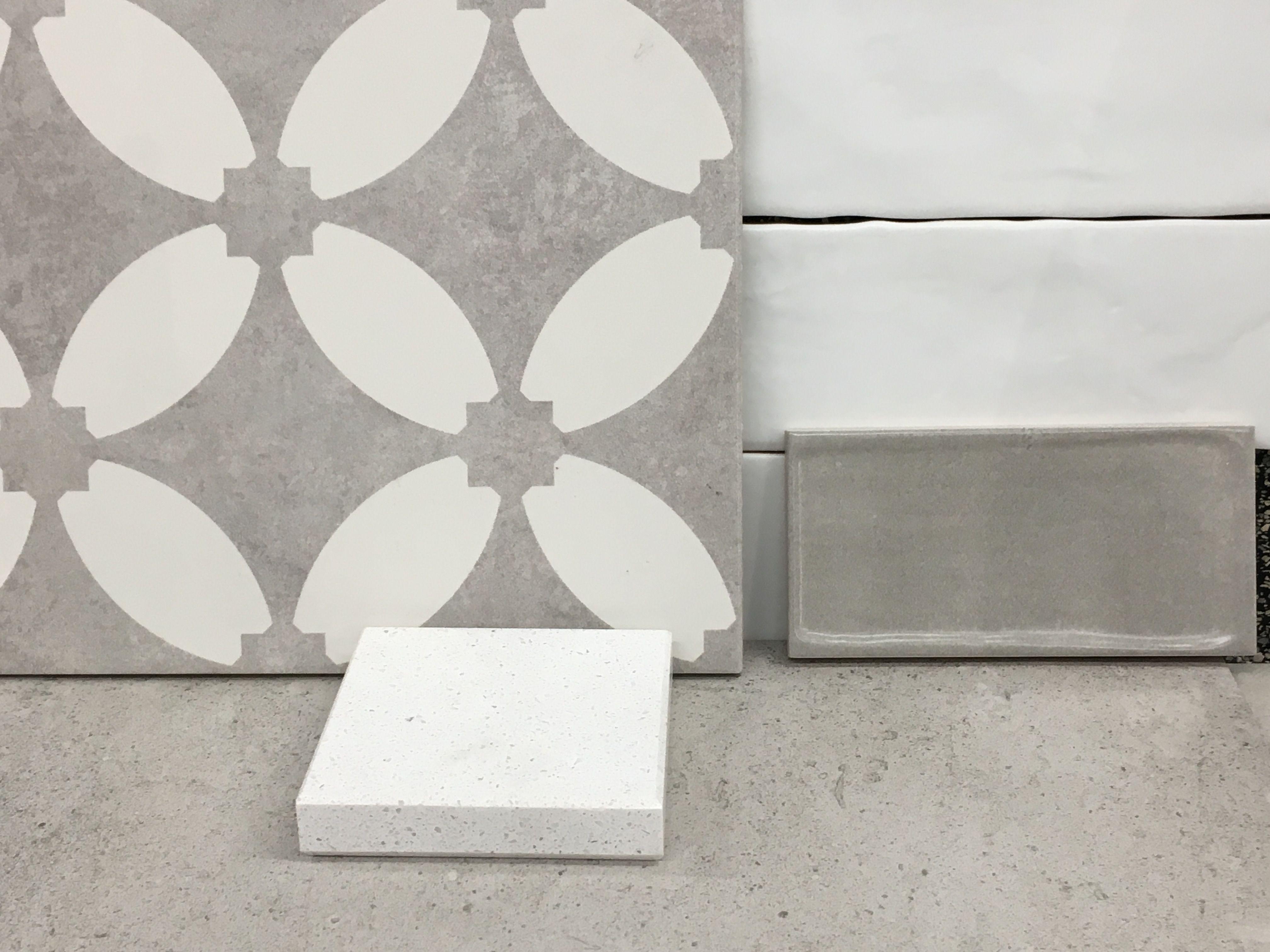 Tile selection from Beaumont tile studio | Jill Bar | Pinterest ...