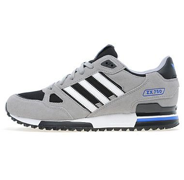 Adidas ZX 850 K (Tribe Blue Red)