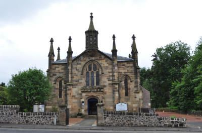 TILLICOULTRY Welcome - Tillicoultry Parish Church