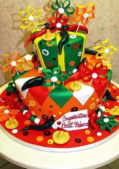 increible torta