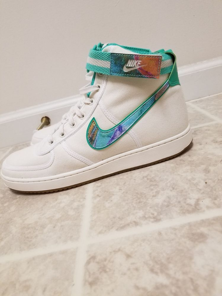 best authentic 66624 809b7 Nike Vandal High Supreme TD Sail Multicolor Gum Light Brown (AQ5643-100) sz  8.5  fashion  clothing  shoes  accessories  mensshoes  athleticshoes (ebay  link)